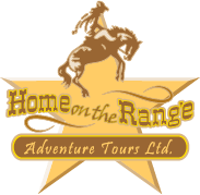Home on the Range Adventure Tours logo